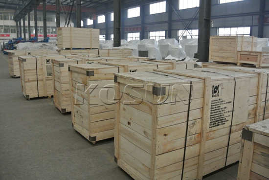 Well Packed Solids Control Equipment II