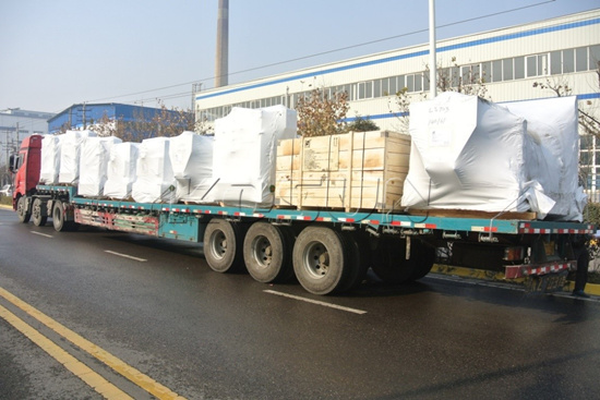 Solids Control Equipment to be Delivered to South America I