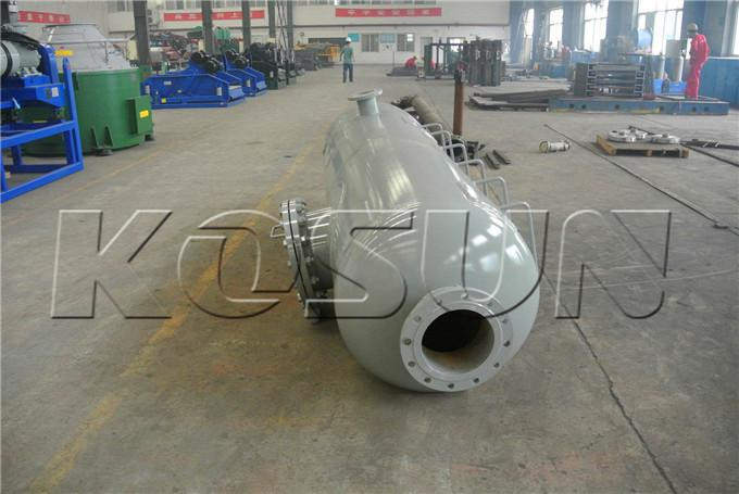 Main Body of KOSUN Mud/gas Separators with Ladder and Observation Hole for Convenient Maintenance