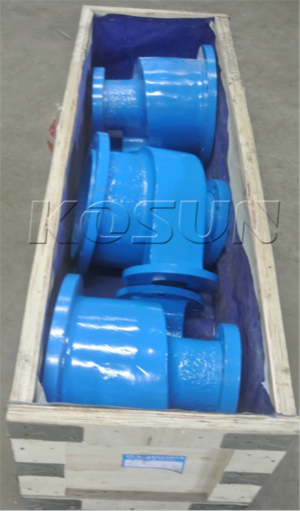 Accessories of Mud Cleaners Ready for Shipment II