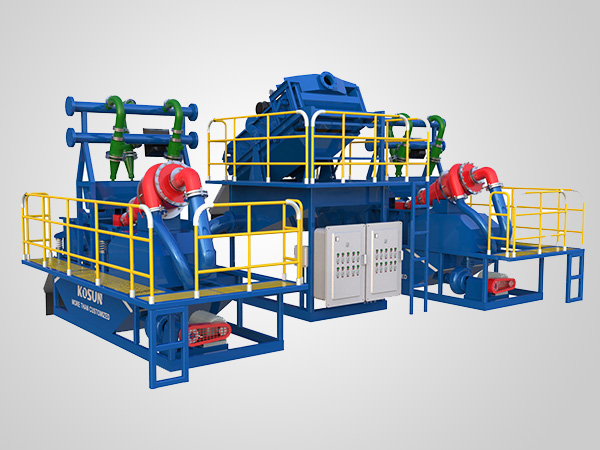 Slurry Separation Unit