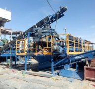KOSUN Drilling Waste Management System Case in Xinjiang Karamay